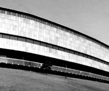 Cino Zucchi, Automobile Museum.<br> Turin, 2005