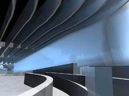 MAXXI- National Centre for the Contemporary Arts. Zaha Hadid. Rome