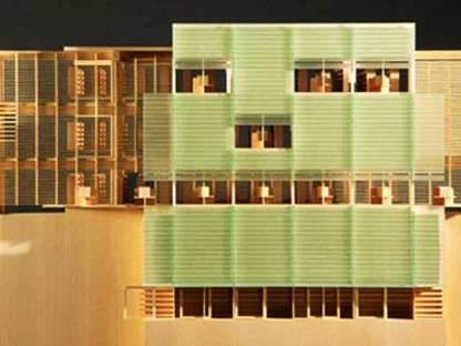 Bibliothèque Nationale du Québec.<br> Patkau Architects and Croft-Pelletier. Montreal. 2005
