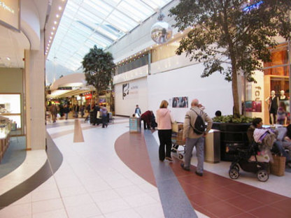 Blanchardstown Shopping Centre - Red Mall