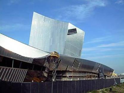 Daniel Libeskind<br>Imperial War Museum-North, Manchester GB