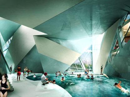 WESTside, Daniel Libeskind<br>Berne, Switzerland, 2005