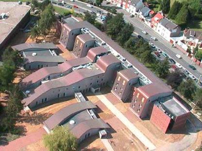 Psychiatric Centre for Arras Hospital<br> Architecture-Studio. France, 2004