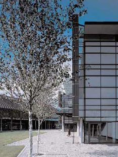 The National Waterfront Museum Swansea<br> Wilkinson Eyre Architects, 2005