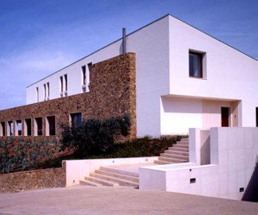 Vincenzo Melluso - Casa Costanza<br> Costa Tirrenica, Sicilia, Italy