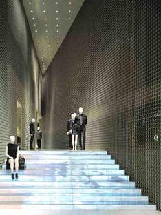 Louis Vuitton Roppongi Hills<br> Jun Aoki,Tokyo, 2003