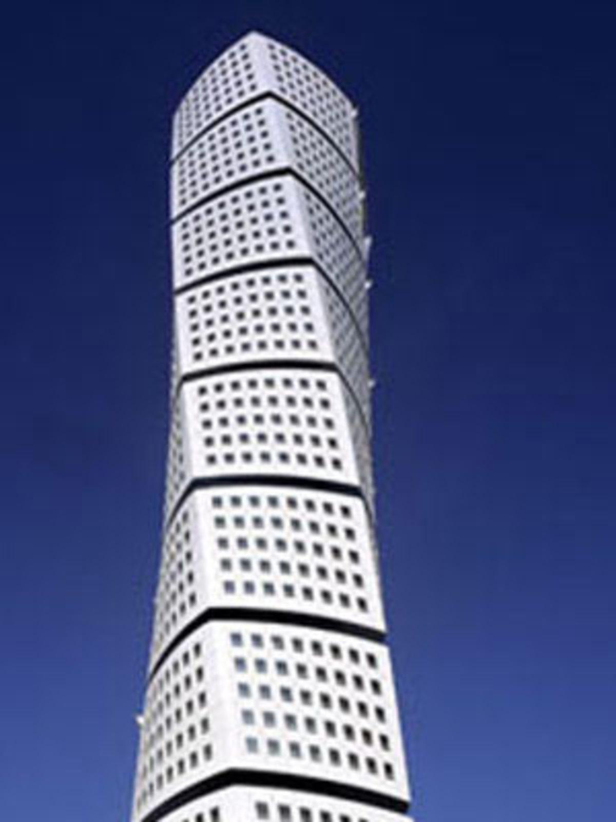 Turning Torso Santiago Calatrava Malmo 2005 Floornature