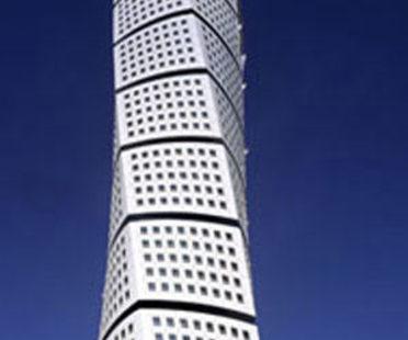 Turning Torso, Santiago Calatrava Malmö, 2005