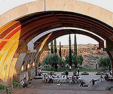 Arcosanti, Paolo Soleri's utopia