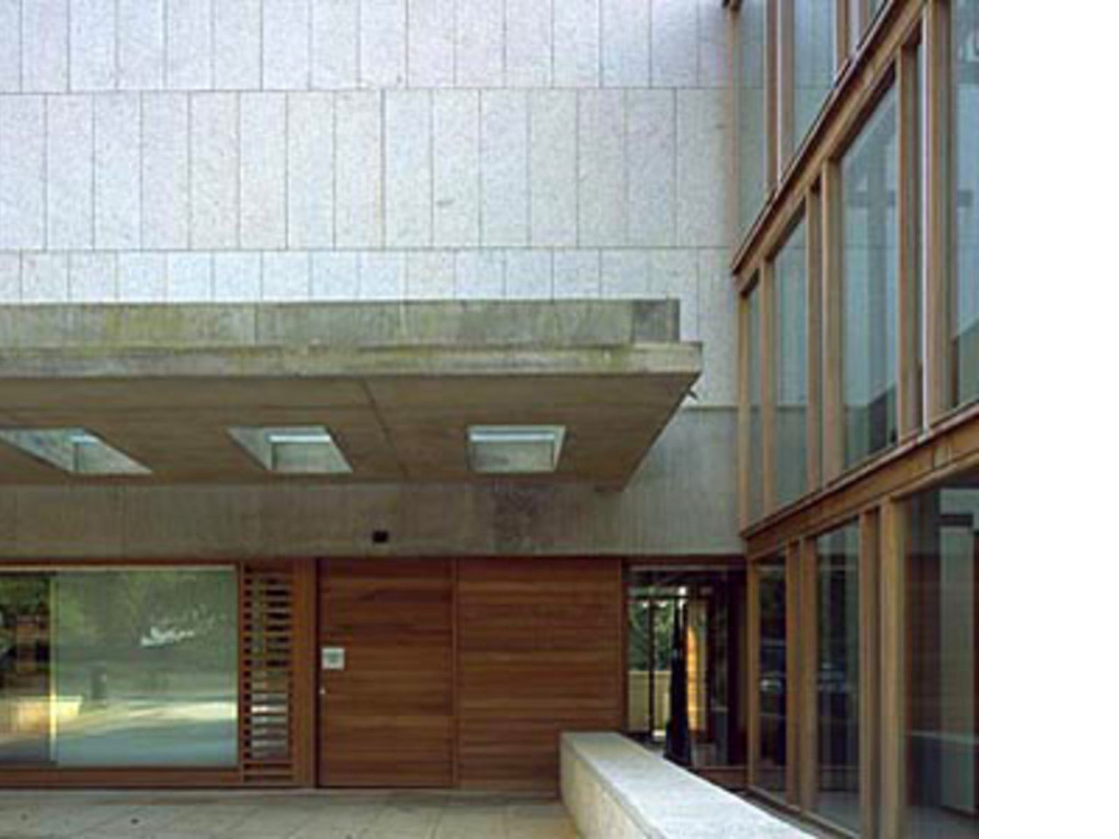 Dunshaughlin Civic Offices<br> Grafton Architects, Ireland, 2001
