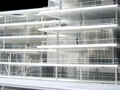 New Fater spa offices<br> Massimiliano Fuksas. Pescara