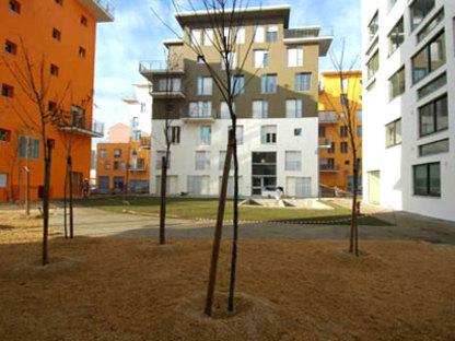 Torino 2006 Olympic Village,<br> Benedetto Camerana<br>Torino, Italy. 2006