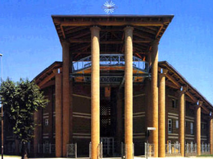 Church of St. John the Baptist<br> Gabetti and Isola. Desio (Mi). 1999