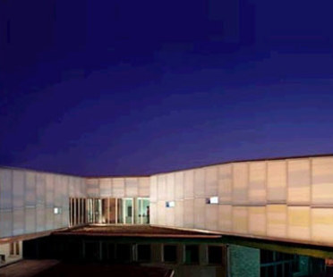 Sede Ilti Luce, Studio UDA.<br /> Torino, Italia. 2002