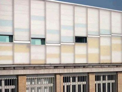 Ilti Luce headquarters, Studio UDA.<br /> Turin, Italy. 2002