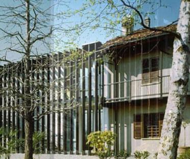 Levis House, UDA Studio. <br />Biella, Italy. 1998