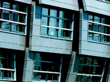The Wave housing complex, René Van Zuuk. <br />Almere (the Netherlands). 2005