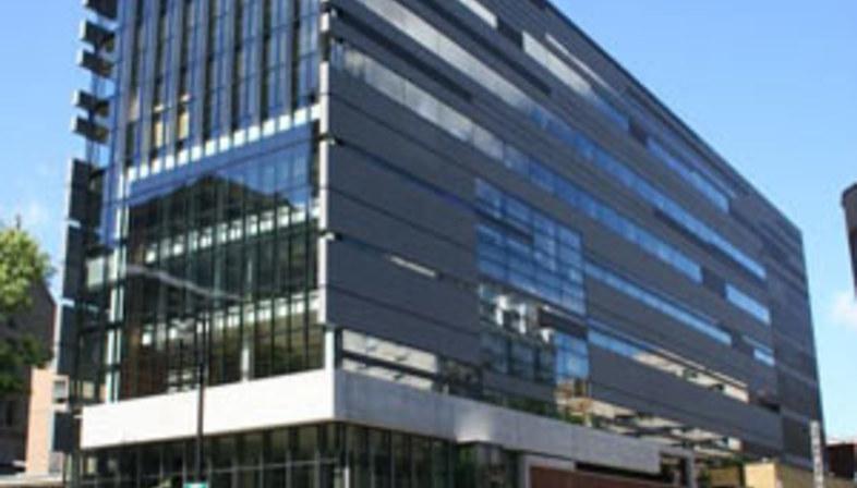Faculty of Music - McGill University, Saucier + Perrotte e Menkès Shooner Dagenais.  Montreal, 2005