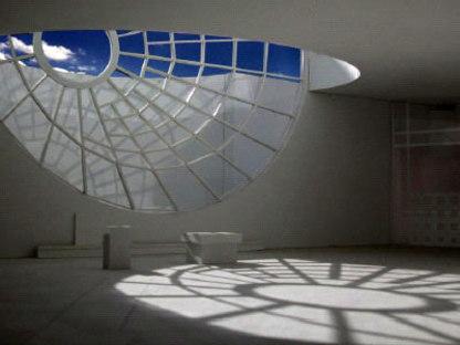 Chiesa del Santo Volto. Sartogo Architetti Associati. Rome. 2006