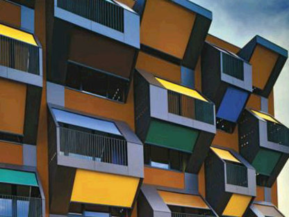 Housing Block. Ofit Arhitekti. Izola (Slovenia). 2006