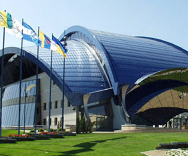 Yuzhny Sports Complex, Yuri Seryogin. Odessa (Ukraine).