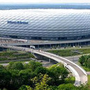 Allianz Arena Stadium. Herzog & de Meuron. Munich. 2006