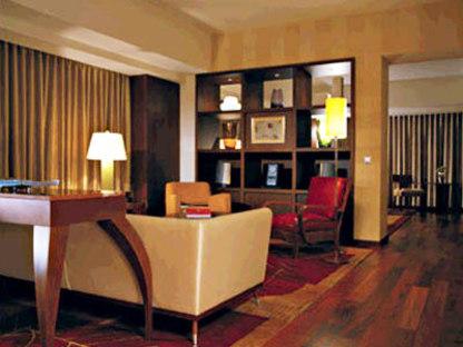 Park Hyatt Hotel, Zurich. Meili Peter Architekten AG. 2004