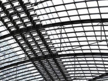 Berlin Central Station. Meinhard von Gerkan. 2006
