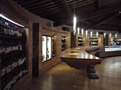 Caffè San Colombano. Archea Associati. Lucca, Italy. 2004