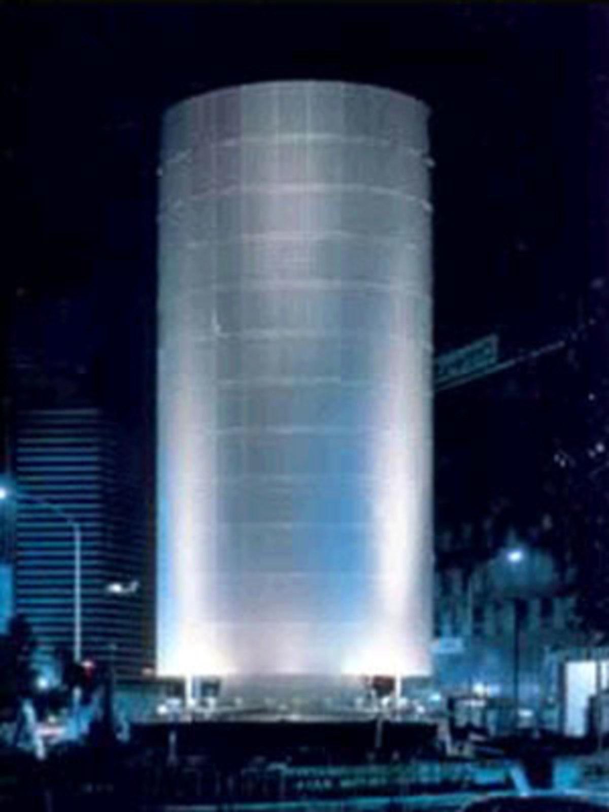 Wind Tower Yokohama Toyo Ito 1986 Floornature