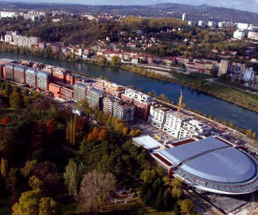 Renzo Piano. Lyons. Cité internationale Conference Centre. 2006