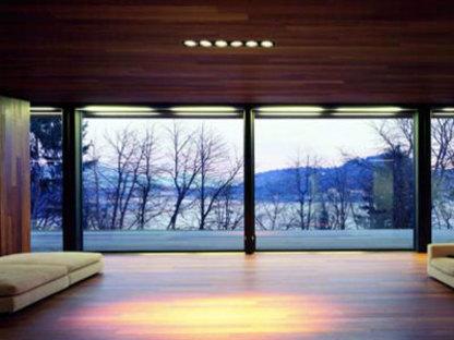 Villa on Lake Bled - Ofis Arhitekti. Bled, 2004