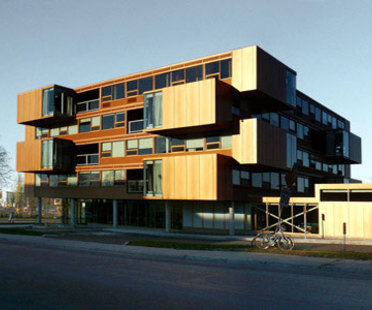 115 Studios - Les Architects FABG. <br />Montreal, 2003