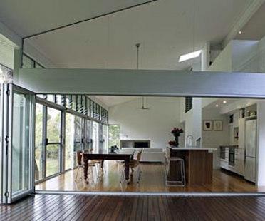 Gully House. Yeronga (Australia). Bligh Voller Nield. 2005