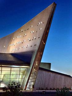 Canadian War Museum - Moriyama & Teshima Architects<br />Ottawa, 2005