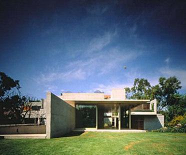 GGG House - Alberto Kalach with Daniel Alvarez. Mexico City, 1999