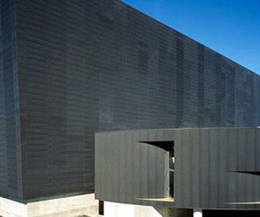 Nuovo Centro Logistico Dainese. Vicenza. Silvia Dainese. 2006
