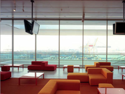 Veles e Vents. Valencia. David Chipperfield and b720 Arquitectos. 2006