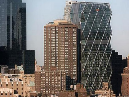 Hearst Tower. New York. Norman Foster. 2006
