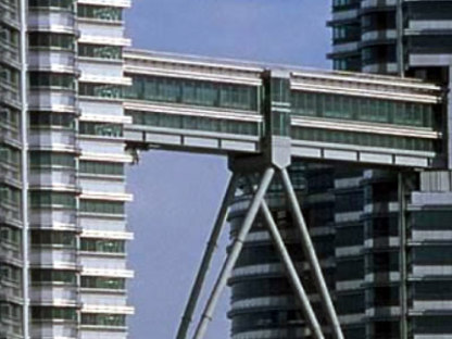 Petronas Towers. Cesar Pelli & Associates. Kuala Lumpur (Malaysia). 1999