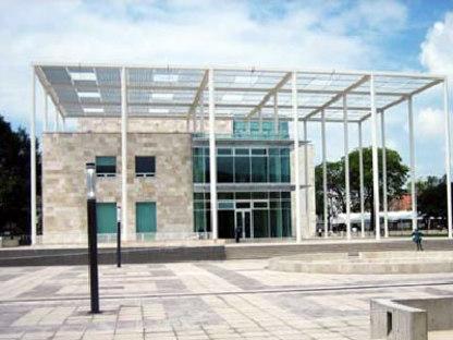 Guanajuato State Library. Pei Architects. Guanajuato (Mexico). 2006