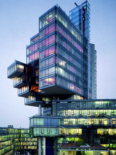 Behnisch & Partner. Norddeutsche Landesbank. Hanover. 2002