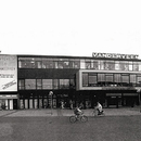 Shopping Centre Expansion in Assen, Netherlands. Herman Hertzberger