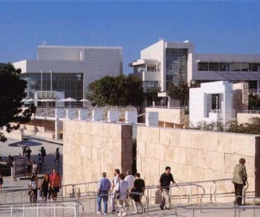 The Getty Center and The J. Paul Getty Museum, Richard Meier