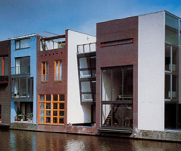 Two Houses. Amsterdam. MVRDV. 2000