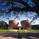 Cymbalista synagogue and Jewish cultural centre, Mario Botta