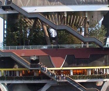 Dutch Pavilion. Hanover. MVRDV. 2000