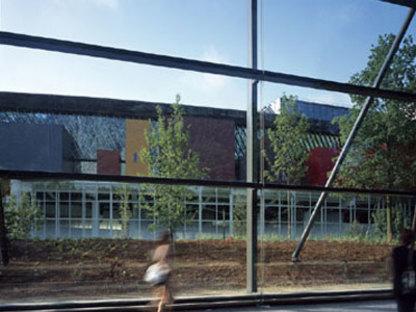 Musée du Quai Branly. Paris. Jean Nouvel. 2006