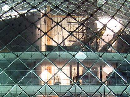 Paul Andreu. Osaka Maritime Museum. 2001