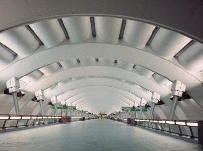 Two stations in Milan: Stazione Venezia and Stazione Repubblica